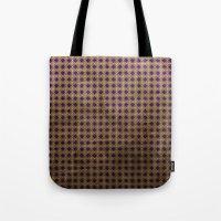 Royal Purple - Textured … Tote Bag