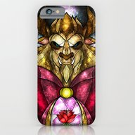 iPhone & iPod Case featuring The Beast by Mandie Manzano