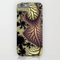 Leaf fractal iPhone 6 Slim Case