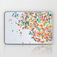 Sprinkles Party II Laptop & iPad Skin