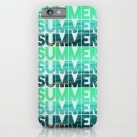 Summer Summer Summer iPhone 6 Slim Case