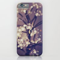 iPhone & iPod Case featuring Cherry Blossom (2) by Karin Elizabeth