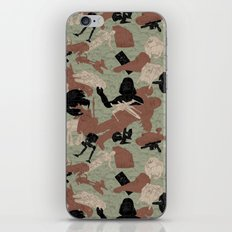 Endor Battle Camo iPhone & iPod Skin