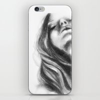 Throwback // Fashion Ill… iPhone & iPod Skin