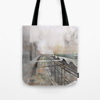 Paris d'avenir 3 Tote Bag