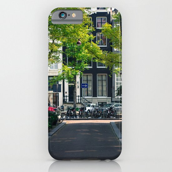 Streetlife  iPhone & iPod Case