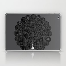 Peacock at night Laptop & iPad Skin