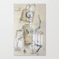 No. 17 Canvas Print