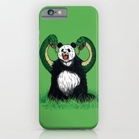 iPhone & iPod Case featuring PANDAVIPERARMS by Nick Volkert