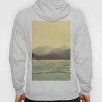 You are a ghost to me - Diablo Lake Hoody