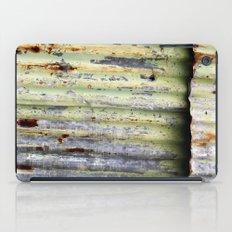 the crack iPad Case
