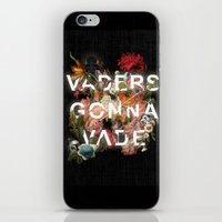 Vaders Gonna Vade iPhone & iPod Skin