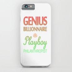 GENIUS TONY Slim Case iPhone 6s