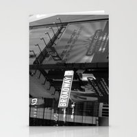 Broadway & W42nd St Stationery Cards