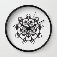Tanha Wall Clock