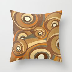 retro fit Throw Pillow