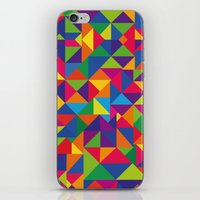 Cores iPhone & iPod Skin