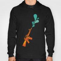 Aquachine Gun Hoody