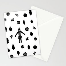 Little Forest  Stationery Cards