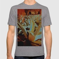 Maguey Mens Fitted Tee Athletic Grey SMALL