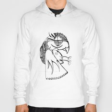 A kind of parrot Hoody