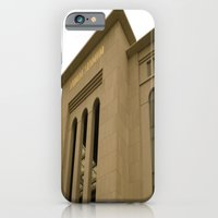 iPhone & iPod Case featuring 161 st and River ave by Mark Giarrusso