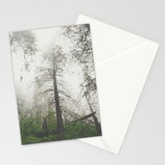 Whispering trees Stationery Cards