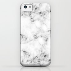 Real Marble  iPhone 5c Slim Case