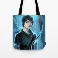 Alec Lightwood Tote Bag
