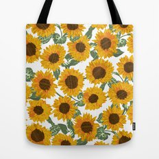 SUNNY DAYS -sunflowers- Tote Bag