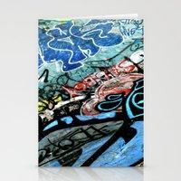 Graffiti is Art Stationery Cards