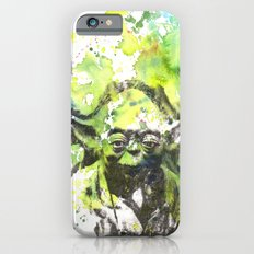 May the Force be with You Yoda Star Wars Slim Case iPhone 6s
