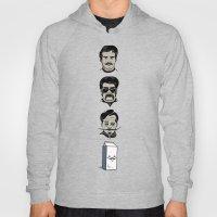 Mustache Club Hoody