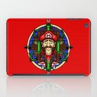 Mario's Melancholy iPad Case