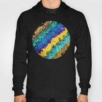 Macro Molecules of Color Hoody