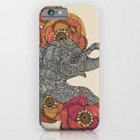 Rosebud iPhone 6 Slim Case