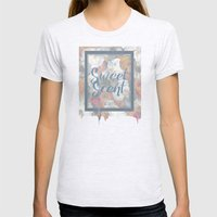 The Sweet Scent of Spring Womens Fitted Tee Ash Grey SMALL