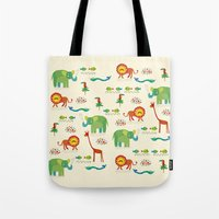 animals1 Tote Bag