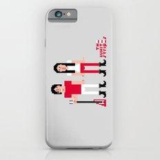 The White Stripes Slim Case iPhone 6s