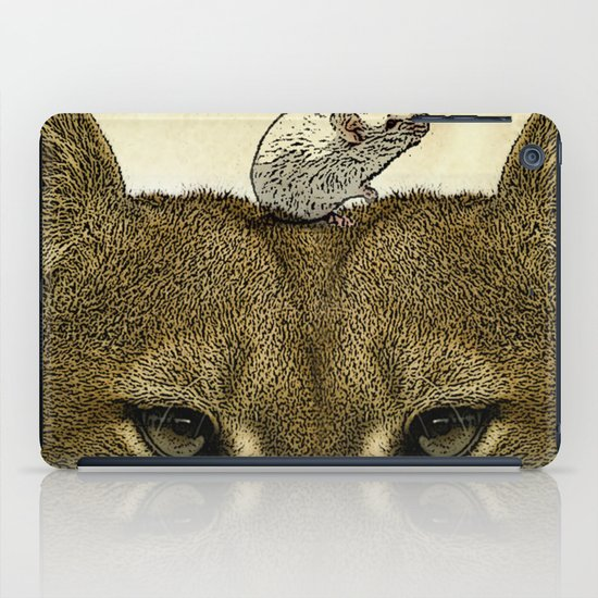 tom and jerry iPad Case