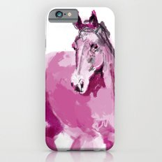 Pink horse Slim Case iPhone 6s