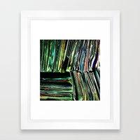 Are We Recording Framed Art Print