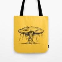 The tree of Immaturity Tote Bag