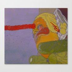 aneurysm  Canvas Print