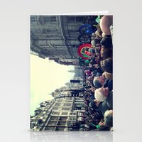 A London Parade  Stationery Cards