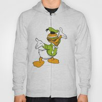 Donald Duckburger Hoody