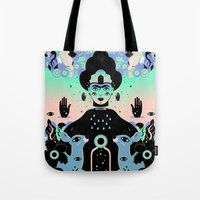 Las lunas de Frida Tote Bag
