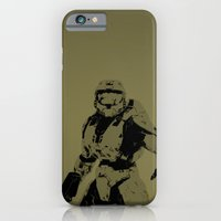 iPhone & iPod Case featuring Master Chief by Anthony Bellus