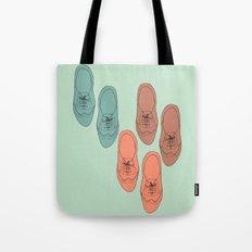 Oxfords Tote Bag