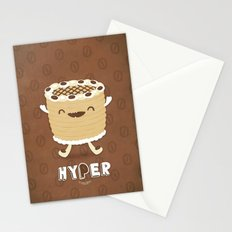 Coffee Cake Stationery Cards